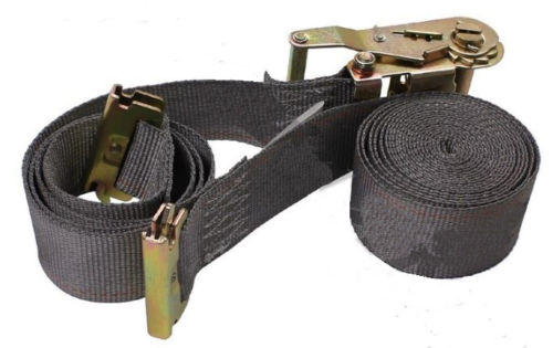 16ft E-Track Ratchet Strap, Set of 4