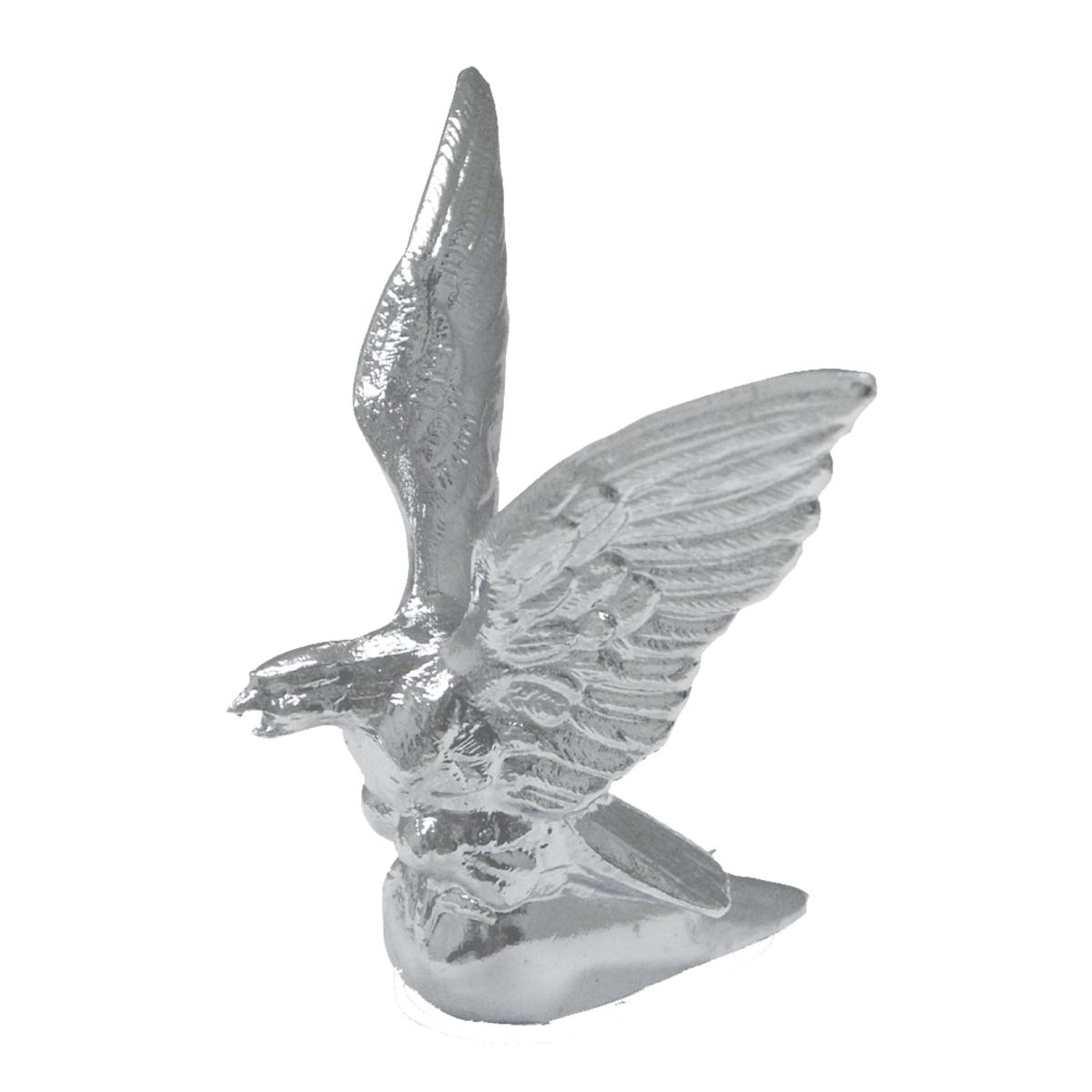 Chrome Flying Eagle Hood Ornament