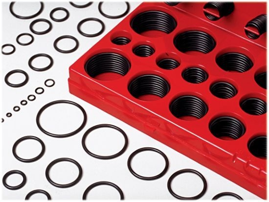 Seal O-Rings (407 Pc Assortment)