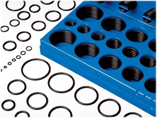 Metric Seal O-Ring (419 pc Assortment)