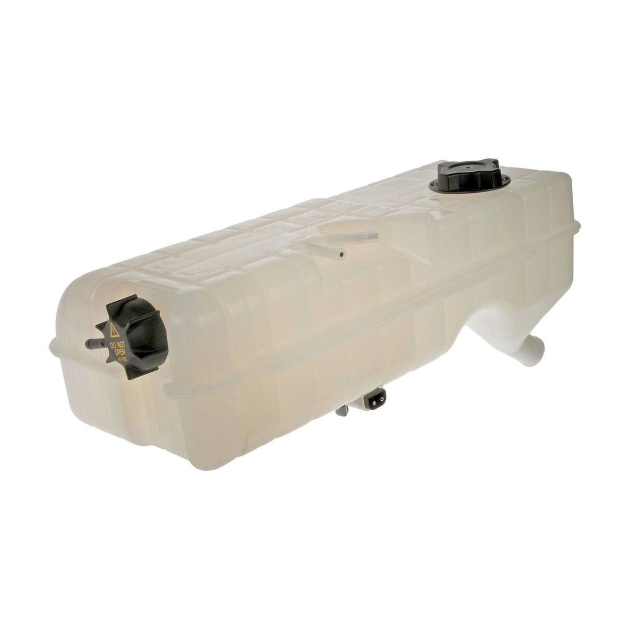 Pressurized coolant tank reservoir for Volvo VNM, VNL, VN, Heavy Duty