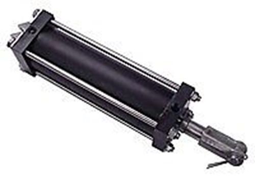 """Tailgate Air Cylinder (2.5""""Dia - 8""""Stroke)  Cylinder w/Clevis"""