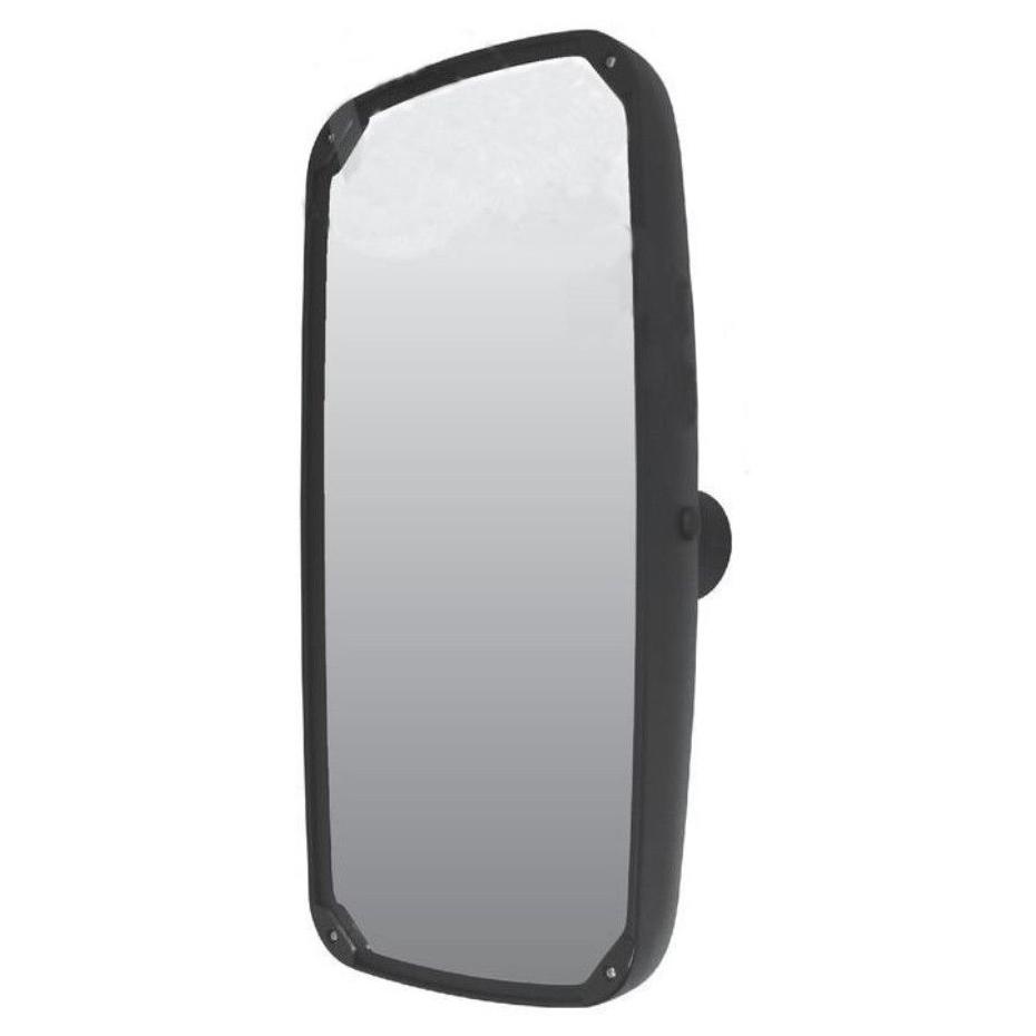 Aerodynamic 8x17 Black Mirror - Universal Fit for Semi Trucks