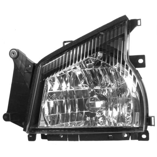 ISUZU/GM HEAD LAMP LH-NPR, NQR 2004-2007,GMC W Series 2005-2006, LH Driver Side