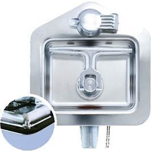 Stainless Steel T-Lock Locking Tool Box Latch