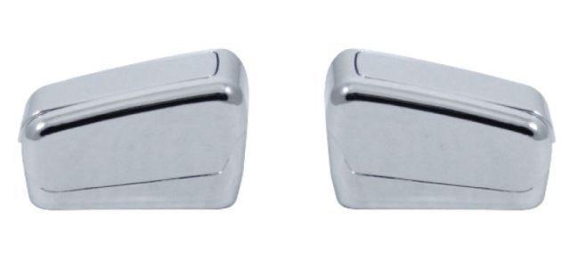 Volvo Chrome Door Handle Knobs Semi Truck
