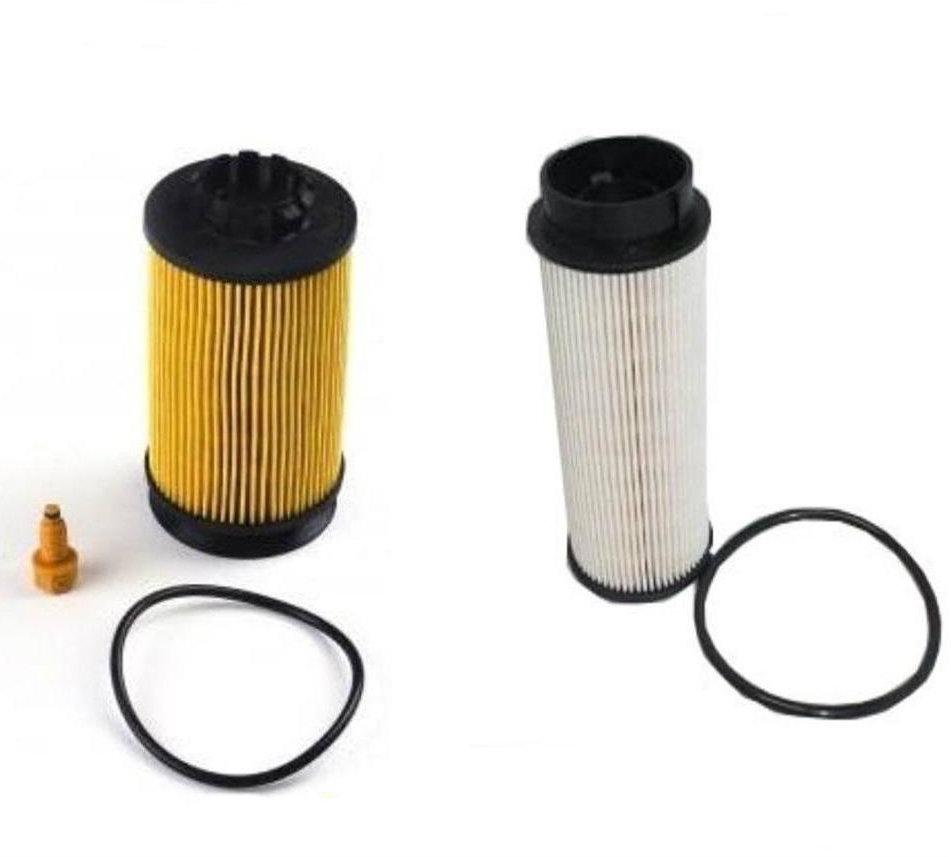 MITSUBISHI FUSO OIL & FUEL FILTER (#MK667920 #QC0000001) FUSO CANTER (2012-2016)