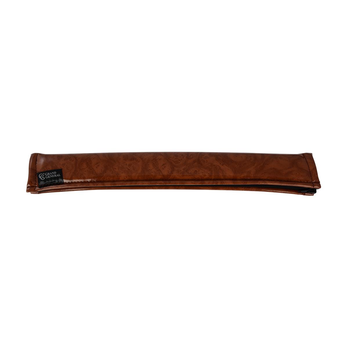 "17"" Dark Wood Gear Shift Stick Cover for Peterbilt Kenworth Freightliner"