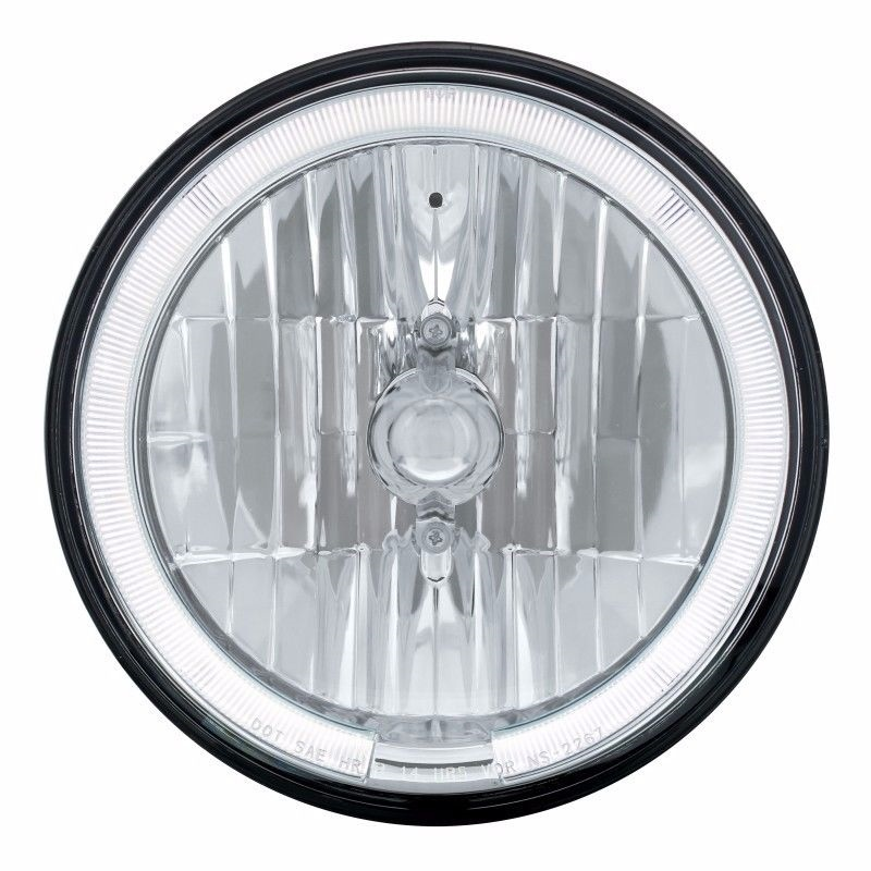 7_Ì´Ì¥ÌÎÌÊ̴̴̥å£Ì´Ì¥ÌÎÌÊÌÎ_Ì´å Crystal Headlight  with  WHITE LED Halo Ring - SEMI TRUCKS