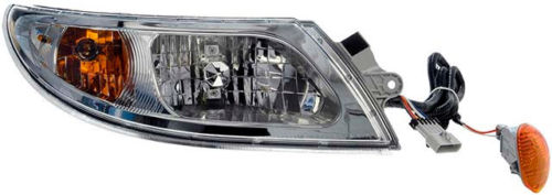Headlight & Parking Lamp Passenger side for International 4000 8500 8600 NEW