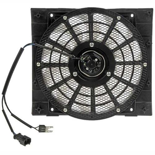 Condenser fan assembly for Isuzu NPR & NPR-HD