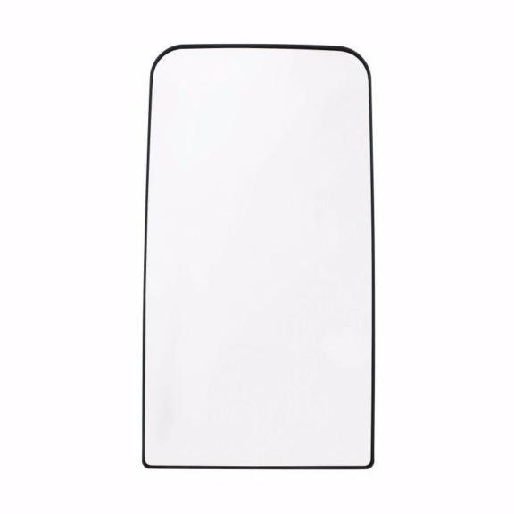 Kenworth T600 T660 T2000 Upper Mirror Glass With Defrost heat (# M015400) PB 387