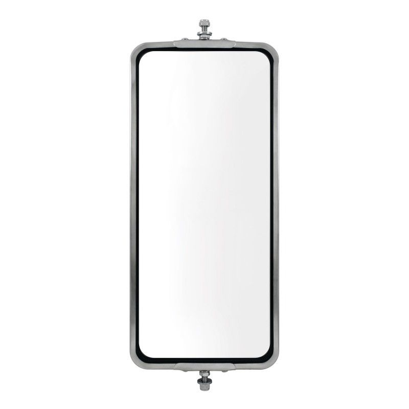 """West Coast Mirror Lighted LED Stainless Steel (NON-HEATED) - 7"""" x 16"""""""