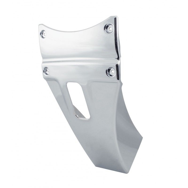 Chrome Lower Steering Column Cover - Freightliner Cascadia