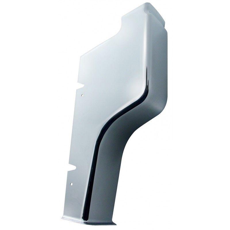Chrome Lower Steering Column Cover - Freightliner FLD