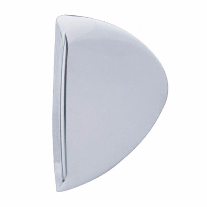 Chrome Headlight Turn Signal Cover for Peterbilt