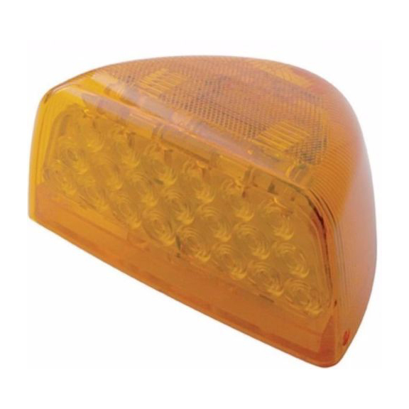 Peterbilt 379 359 Turn Signal Head Light Marker Light 31 LED Amber