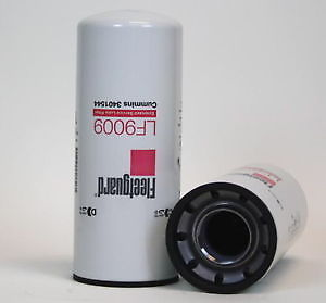 Fleetguard Oil Filter Cummins Up Grade - LF9009 Lot of 6