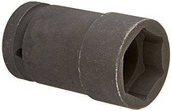 "Budd Wheel Impact 41mm W/ 21MM SQUARE DR Socket 1"" Drive"