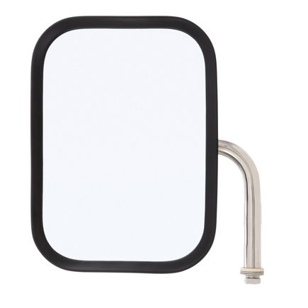 Mirror w/ 5 inch elbow Stainless Steel - Ford F150 F250