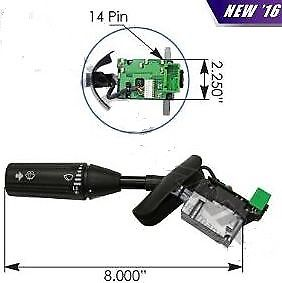 Turn Signal Switch for Freightliner Cascadia