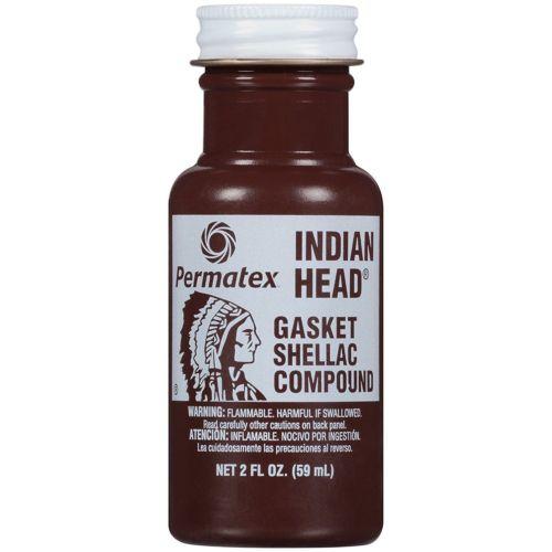 Permatex Indian Head Gasket Shellac Compound 2 oz