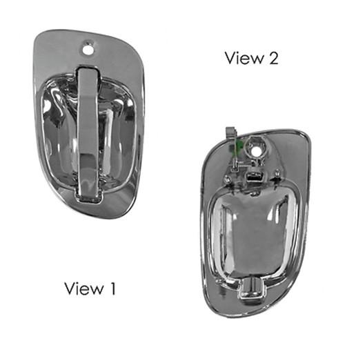 F2112000016 LEFT EXTERIOR DOOR HANDLE CASALINI M10