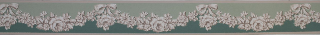 Trimz Vintage Wallpaper Border Antique Relief