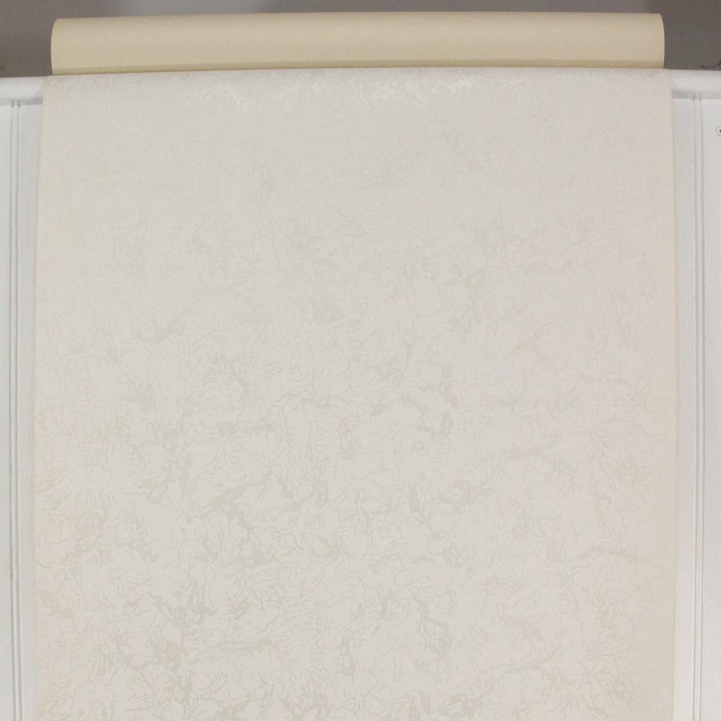 1940s Vintage Wallpaper White Design