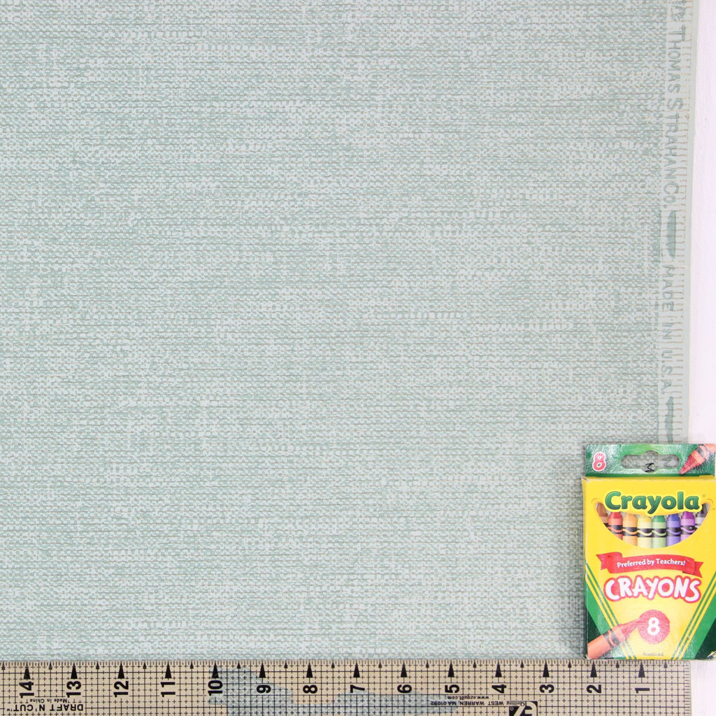 1950s Vintage Wallpaper Thomas Strahan Green Metallic