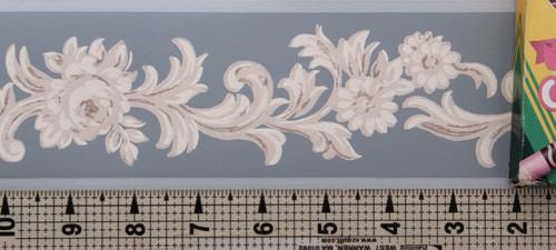 Trimz Vintage Wallpaper Border Formal Link