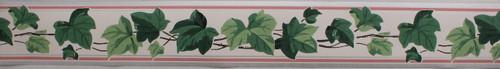 Trimz Vintage Wallpaper Border Ivy Vine