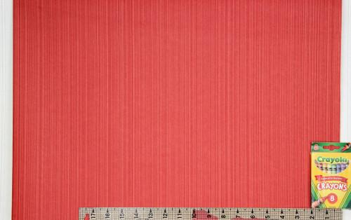 1960s Vintage Wallpaper Red Stripe
