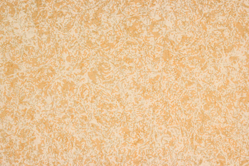 1950s Vintage Wallpaper Orange Swirl
