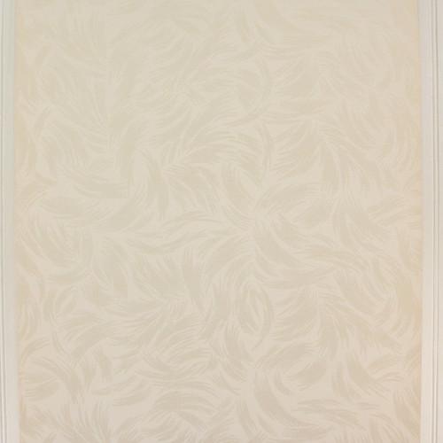 1940s Vintage Wallpaper White Swirl