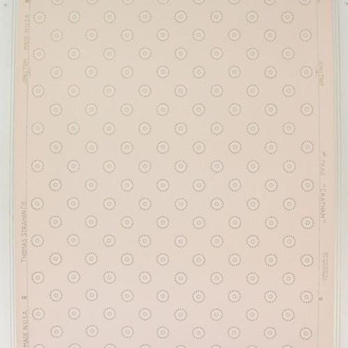 1950s Vintage Wallpaper Thomas Strahan Chatham