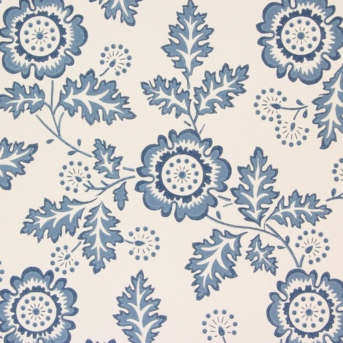 1950s Vintage Wallpaper Thomas Strahan Chantung