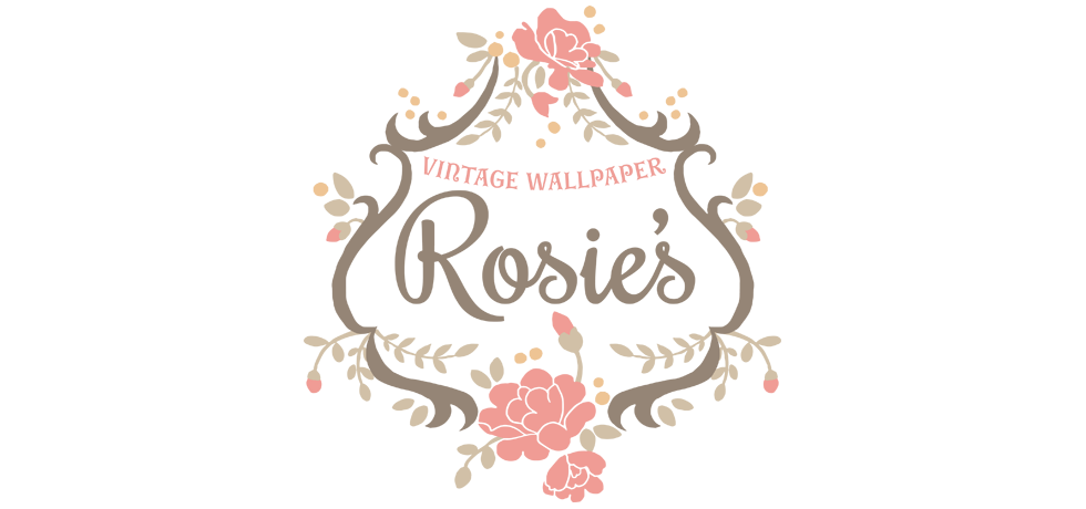 Rosie S Vintage Wallpaper Online Shopping For Vintage