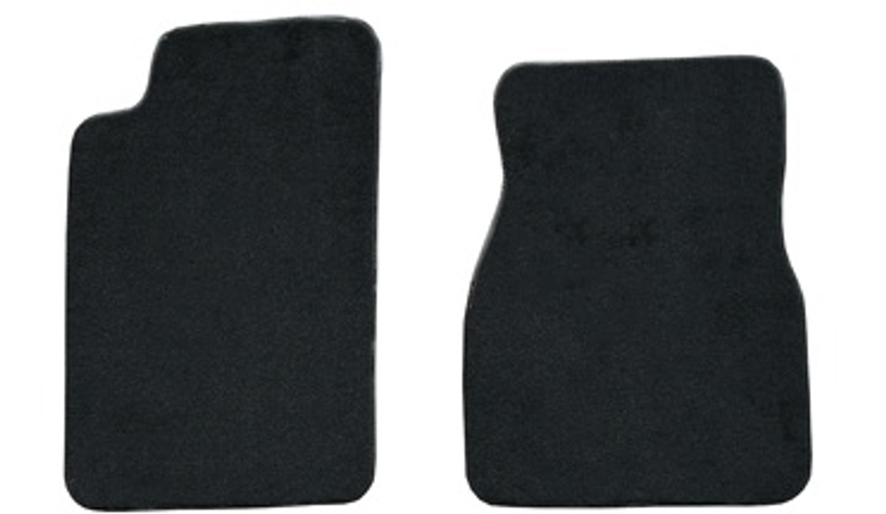 1972 Mg Midget Carpet Floor Mats 2pc Mg216 Quality Car Interior