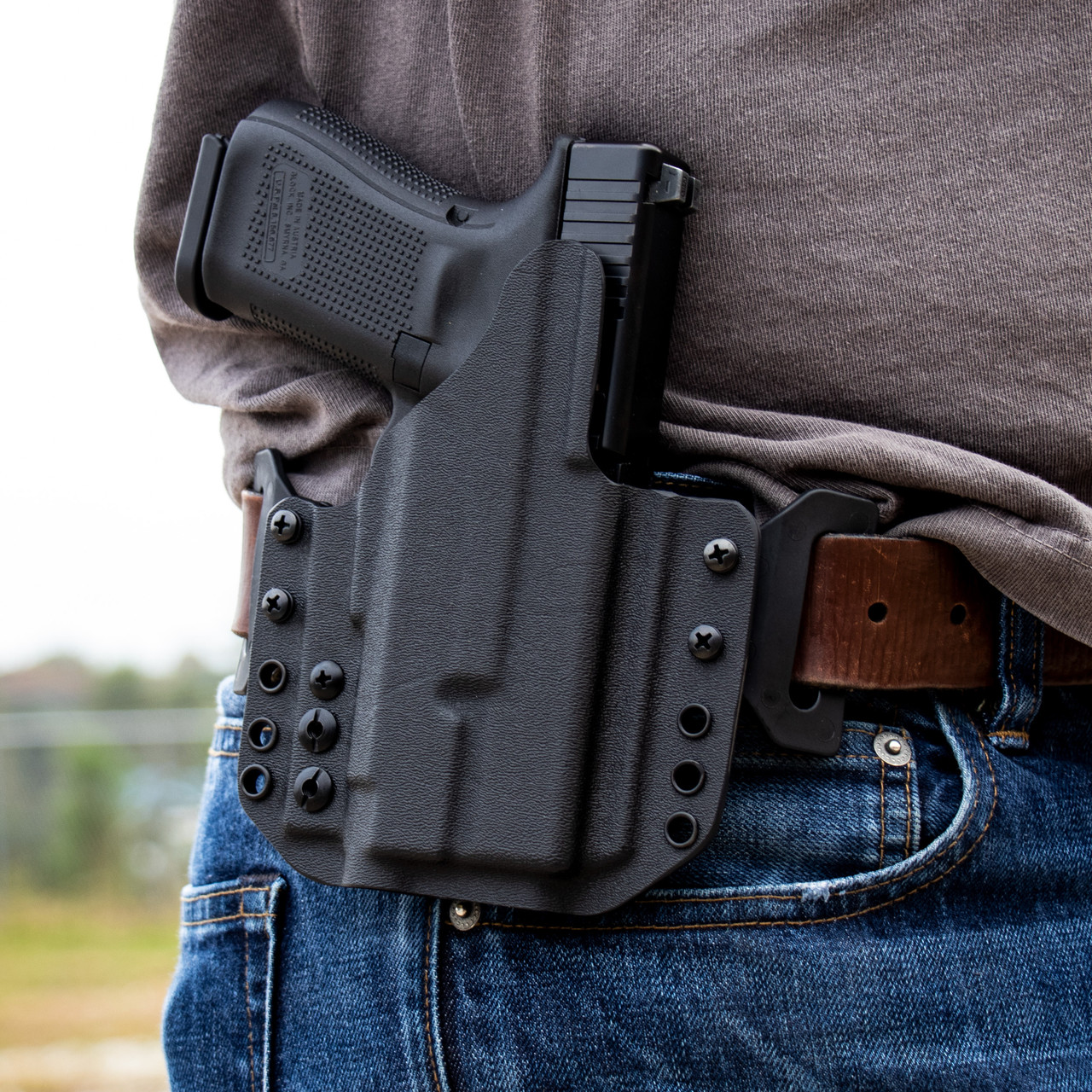 Open Carry Holsters (OWB)
