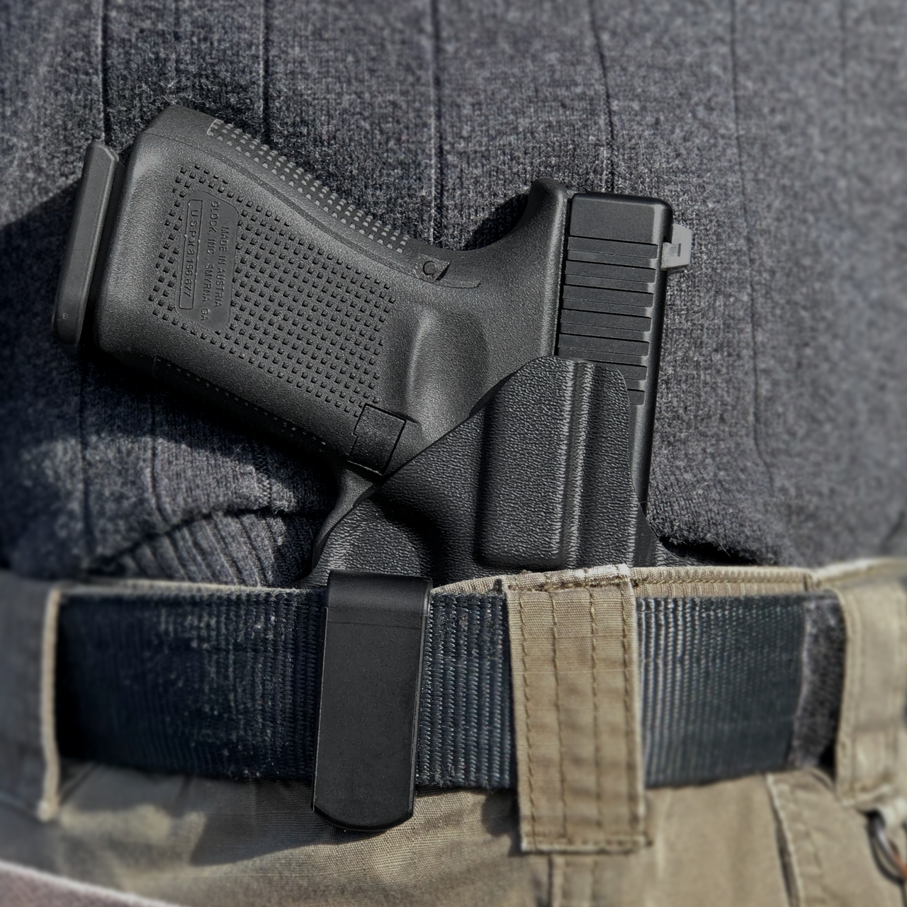 Concealed Carry Holsters (IWB)