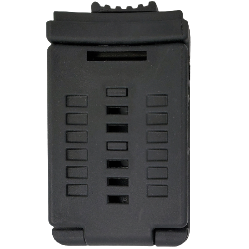 DOTS holster clip for maximum reliability