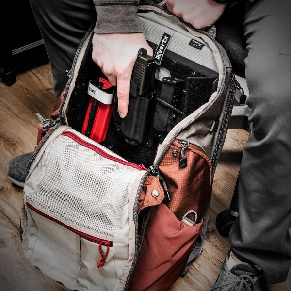 Vertx bag carry