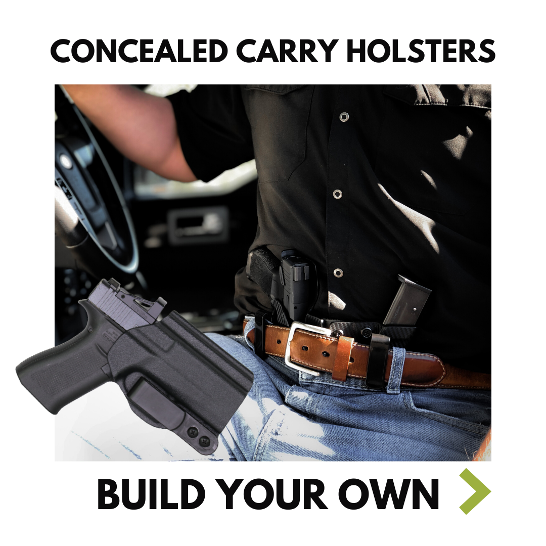 Build your own concealed carry holster