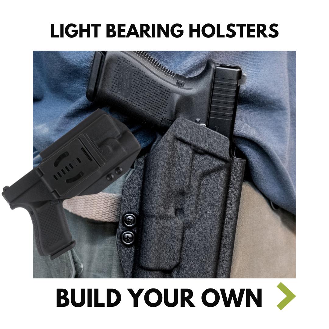 build your own light bearing holster