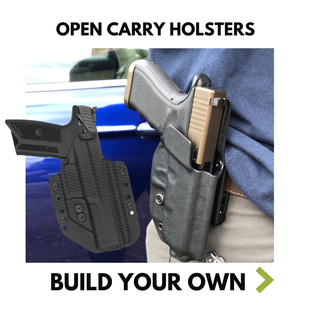 build your own open carry holster