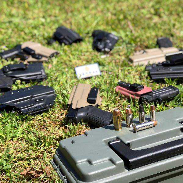 handgun holsters by Skydas Gear