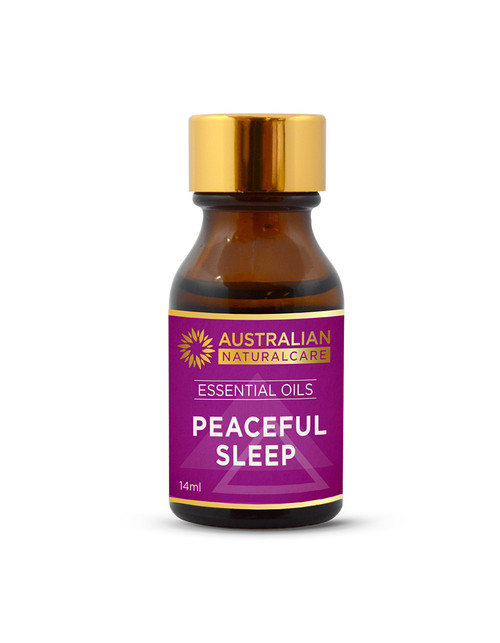 Essential Oils Peaceful Sleep