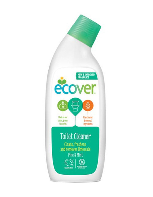Ecover Triple Action Toilet Cleaner Pine Mint (750ml)