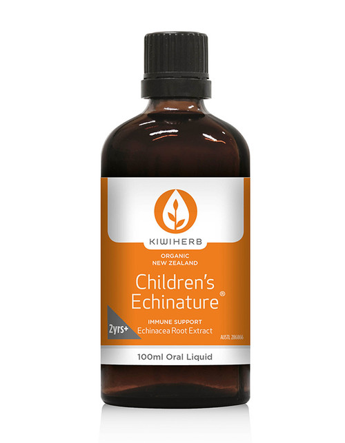 Kiwiherb Childrens Echinature 100ml